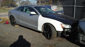 Audi A5 with salvage certificate for Sale in Brooklyn, MD