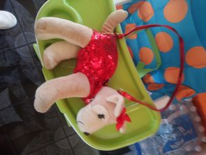 Really cute puppy purse only $1.00 for Sale in Hesperia, CA