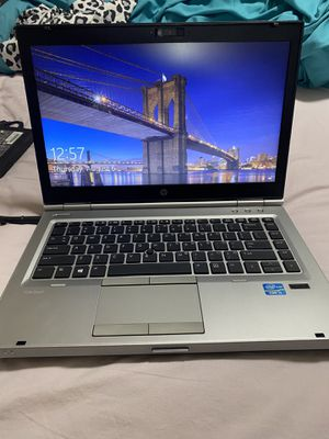"""HP 14"""" EliteBook 8460P Laptop PC with Intel Core i5 Processor, 4GB Memory, 750GB Hard Drive and Windows 10 Pro for Sale in Fresno, CA"""