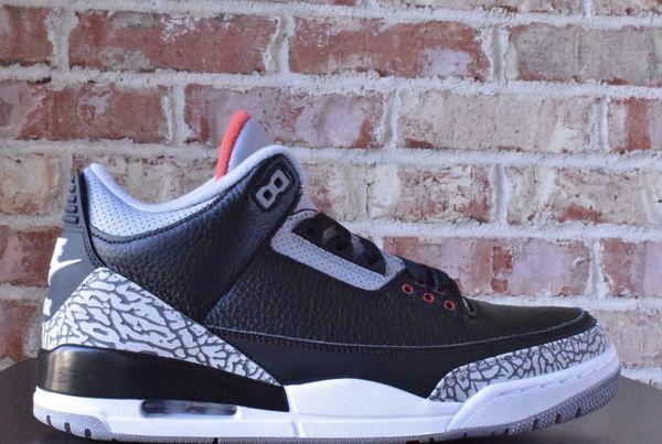 Air Jordan 3 Size 8 Brand new $250