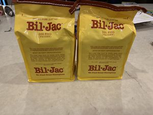 Bil-jac frozen dog food for Sale in Washington, PA