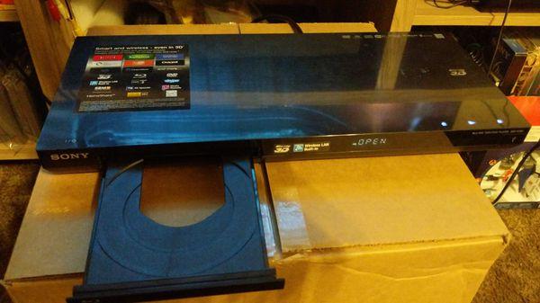Sony Region-free 3D 4K Upscaling BDP-S790 blu-ray*READ DESCRIPTION