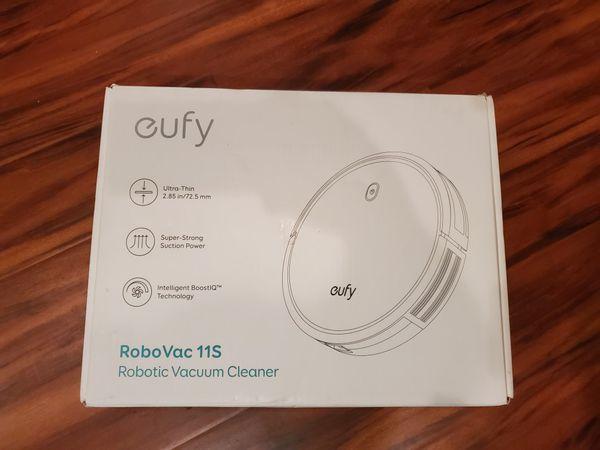 Robotic Vaccum (Robo Vac 11S)