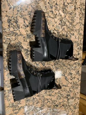 Louis Vuitton boots Woman for Sale in Fowler, CA