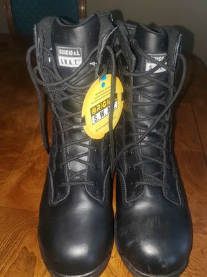 Original S.W.A.T. black boots. for Sale in Denver, CO