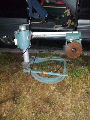 Vintage Table Saw for Sale in Tacoma, WA