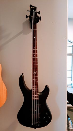 Bass Guitar. Rare John Campbell prototype. Must sell. for Sale in Peoria, AZ