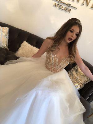 Vivienne Atelier Wedding Dress for Sale in Houston, TX