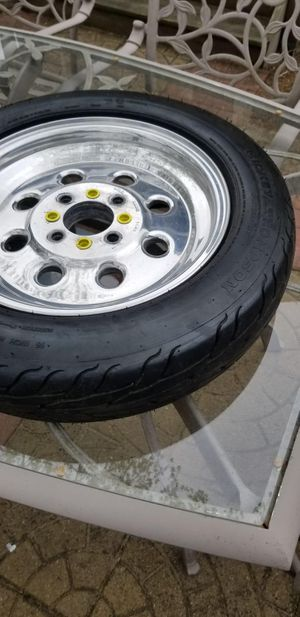Set of 4 rims with tires for Sale in Cranston, RI