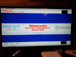 1 player retropie Super Nintendo hacked system 3000 + games for Sale in Brookfield, IL