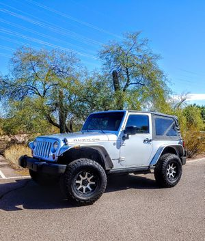 2008 Jeep Rubicon Wrangler for Sale in Scottsdale, AZ