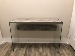 Modern console table for Sale in Raleigh, NC