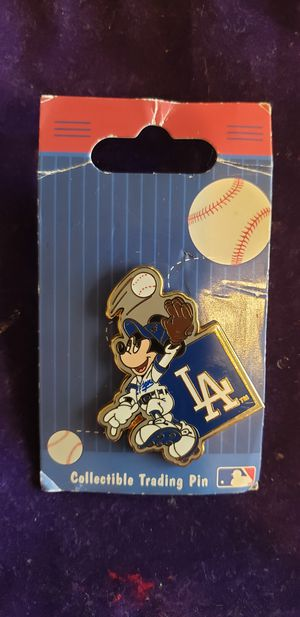 MLB LA Dodgers Disney Collectibles for Sale in Santa Clara, CA