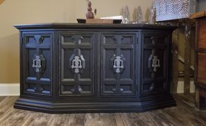 Refinished Buffet / Sideboard / TV Console for Sale in Plainfield, IL