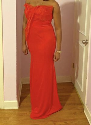 Long evening Red Dress for Sale in Chicago, IL