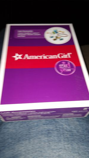 American girl Leas accessories new in box. this doll is retired for Sale in New Baltimore, MI