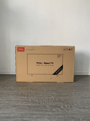 TCL 32S305 32-Inch 720p Roku Smart LED TV (2017 Model) for Sale in Bothell, WA
