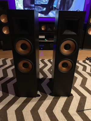 Klipsch RF3 Towers for Sale in Chicago, IL