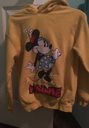 Disney hoodie (Worn Once) for Sale in Allen, TX
