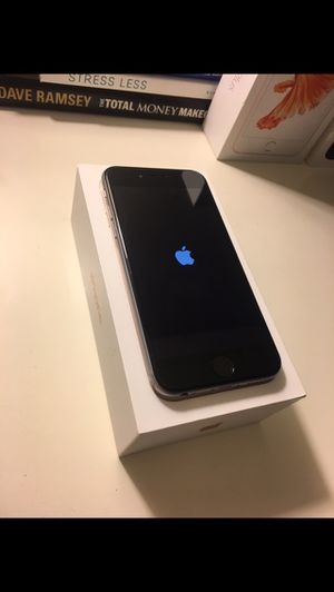 💎Unlocked to any carrier💎 Space Gray iphone 6 16GB for Sale in Washington, DC