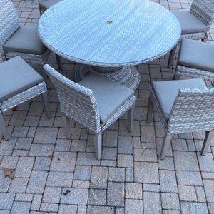 Patio Furniture 8 Seater for Sale in Ashburn, VA