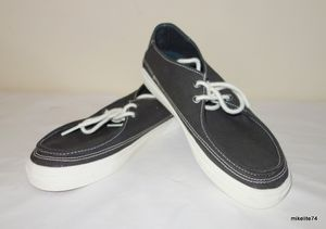 Vans Canvas Surf Sider Boat Shoes Mens sz 6.5/Women's sz 8 for Sale in Concord, NC