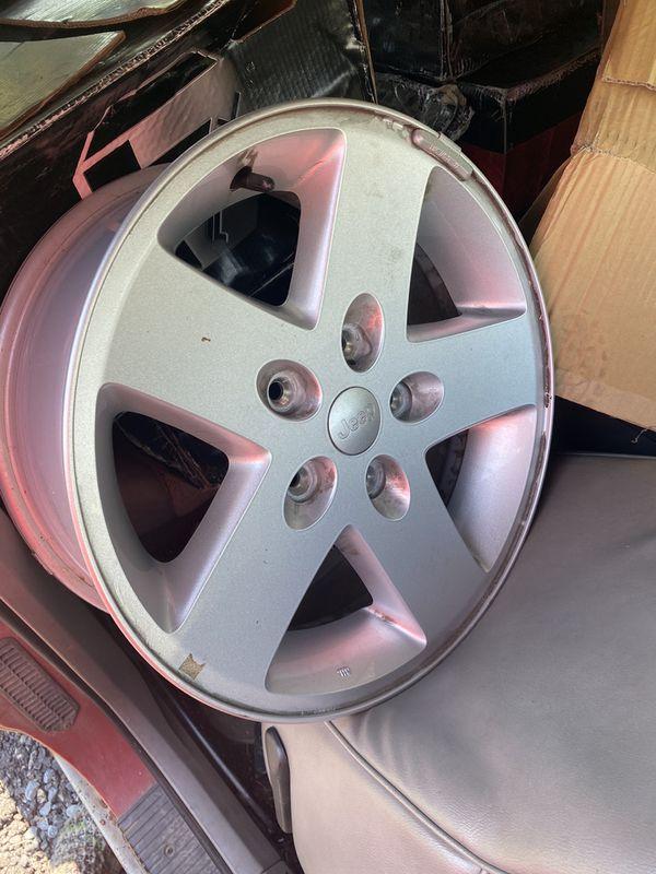 Jeep moaba wheels 17