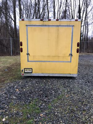 Food Trailer waiting for your recipes and dreams for Sale in Willingboro, NJ