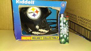 Vintage Pittsburgh Steelers Micro Helmet for Sale in Portland, OR