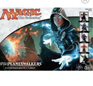 Magic The Gathering Arena of the Planeswalkers Board Game. Brand New for Sale in Irving, TX