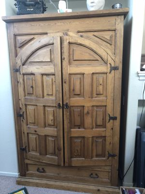 Armoire for Sale in Lake Elsinore, CA