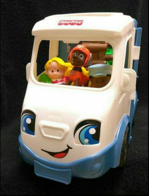 Fisher-Price Lights And Sounds Camper for Sale in Los Angeles, CA