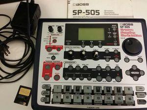 Boss SP-505 for Sale in Norfolk, VA