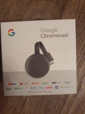 Google Chromecast practically brand new $25 for Sale in Gilbert, AZ