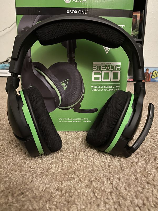 Wireless Xbox One Headset, Turtle Beach Stealth 600