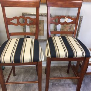 Bar stools 50$ for Sale in Mebane, NC