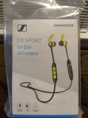 Sennheiser CX Sport Bluetooth headphones for Sale in Elizabethtown, PA
