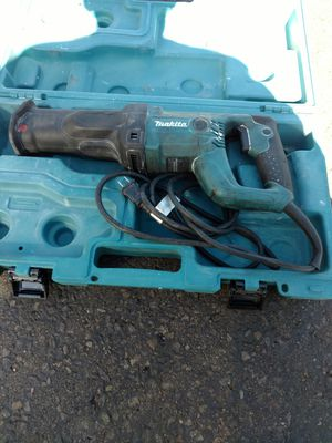 Makita Saw-Zall for Sale in San Diego, CA