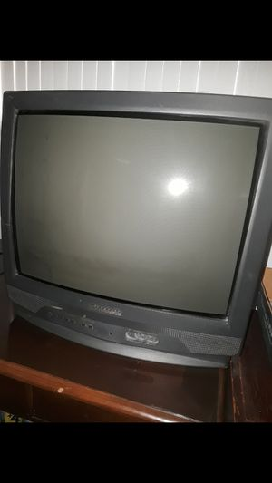 "FREE Panasonic TV, 21""?, old analog, still works for Sale in Lakewood, CA"