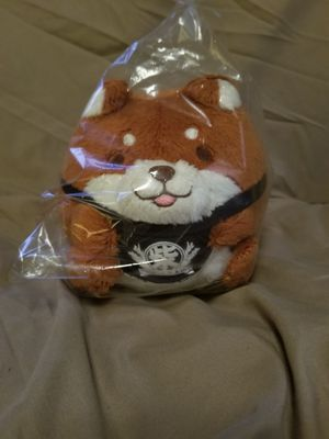 Stuffed animal: shiba for Sale in Castro Valley, CA