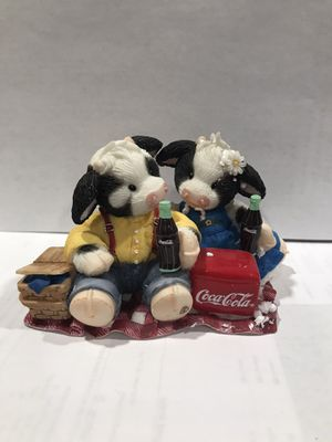 Coca-Cola Mary's Moo Moos (set of 8) for Sale in Gilbert, AZ