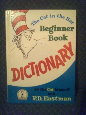 Vintage The Cat In The Hat Beginner Book for Sale in Jackson, MS