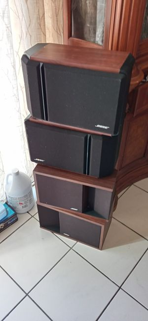 BOSE 2 SETS!!! It'S IN GREAT CONDITION!! for Sale in Corona, CA