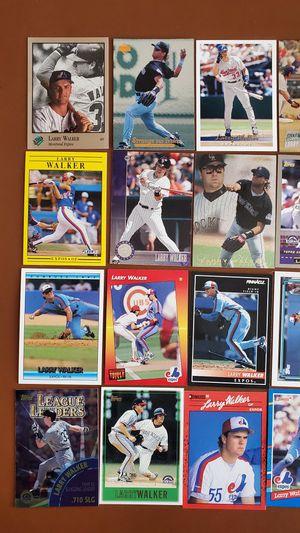 Baseball Cards - Larry Walker for Sale in Noblesville, IN