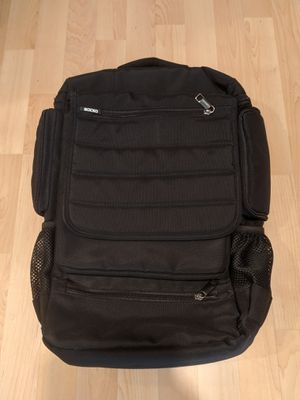 Laptop Backpack 17.3 Inch,BRINCH Water Resistant Travel Backpack for Men Women L for Sale in San Diego, CA