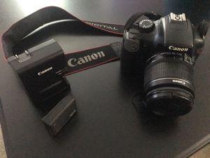 Canon EOS Rebel T3 for Sale in Philadelphia, PA