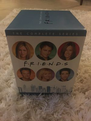 Friends The Complete Season 1-10 DVD's Most famous TV Series New for Sale in Las Vegas, NV