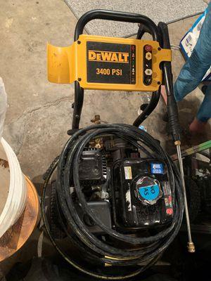 Dewalt pressure washer for Sale in Walnut Creek, CA