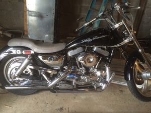 Custom Harley Davidson for Sale in Fitzgerald, GA