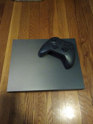 Xbox one x for Sale in Greenville, SC